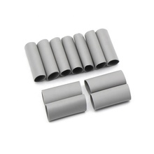 Perfect insulating good thermal conductive silicon rubber sleeve