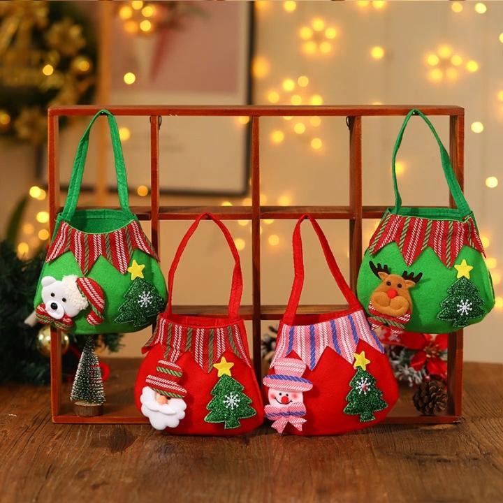 Custom design Promotion Christmas bags 2020