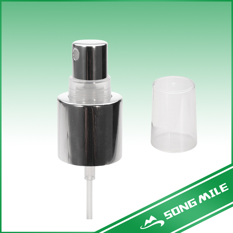 24/410,20/410,18/410 Metal Sheathed Closures and Plastic Cap Cosmetic Daily Products Fine Mist Sprayers