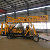 concrete core drilling machine large steel crawler geological drilling machine crawler geological exploration rig