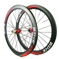 Synergy 50MM Carbon Wheels 700C Clincher Road Disc Brake Bicycle Wheels For 700C Novatec Carbon Wheels