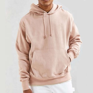 Clothing manufacturers cheap custom mens pullover hoodie