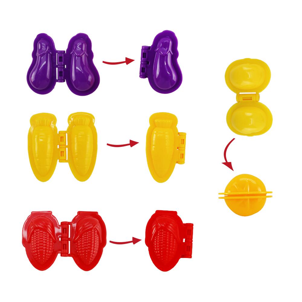 फैक्टरी मूल्य थोक गैर विषैले पर्यावरण के अनुकूल रंगीन प्लास्टिसिन खिलौना