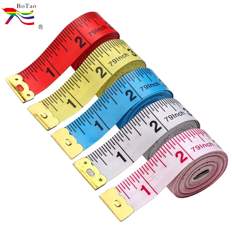 1.5M 2M 3M 60&quot; 80&quot; 120&quot; 1.9cm width Promotional sewing tailor <strong>measuring</strong> soft tape <strong>measure</strong>