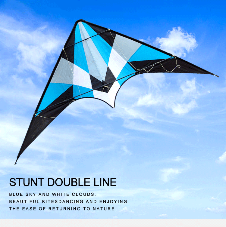hot selling outdoor playing large customized stunt kite