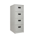 China Export Office 4-drawer vertical filling cabinet steel metal file cabinet