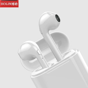Factory hot selling TWS headphone i7s wireless earphone with charging box