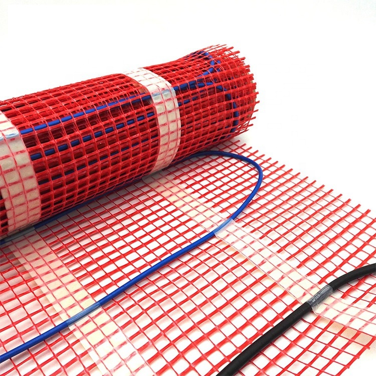 Floor Warming System Intelligent Electric Underfloor 220v Heating Mat