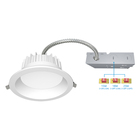 Led Downlight Led Led Downlight 8 Inch 15W/18W/25W Selectable Commercial Led Smd Downlight