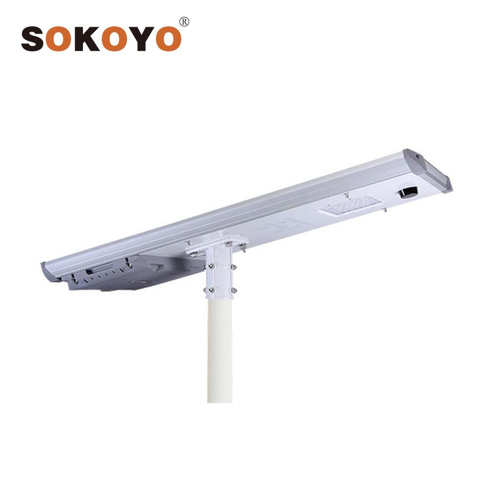 SOKOYO outdoor waterproof ip66 factory led street light manufacturer