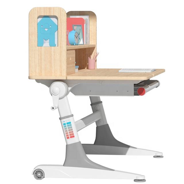 IGROW studie tafel houten bureau kinderen ergonomisch thuis studie schrijven tafel voor kinderen