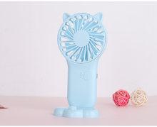 Usb мини-вентилятор, портативный складной маленький настольный вентилятор, креативный Настольный вентилятор для зарядки, мобильный телефон(China)
