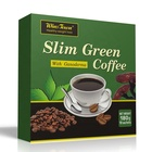 Private Label Weight Loss Sliming Green Coffee 100% Natural fat burning instant coffee