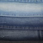 Customize high quality gentle & comfortable cotton spandex twill denim jeans fabric