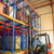 High density Intensive Storage Flow Rack Roller Pallet Racking For Gravity Racks
