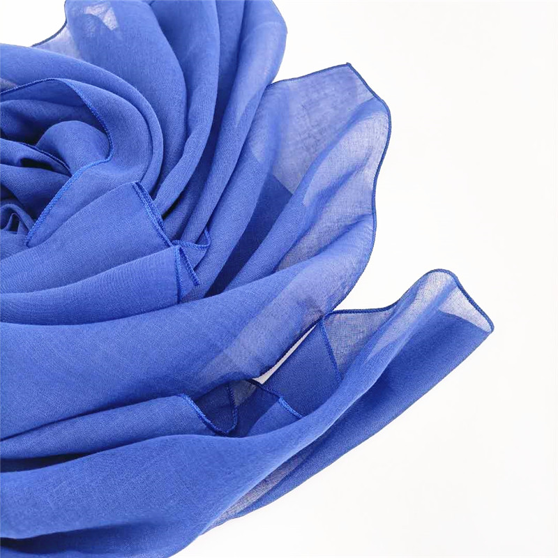 2020 new tudung borong bawal cotton voile shawl wholesale muslim scarf