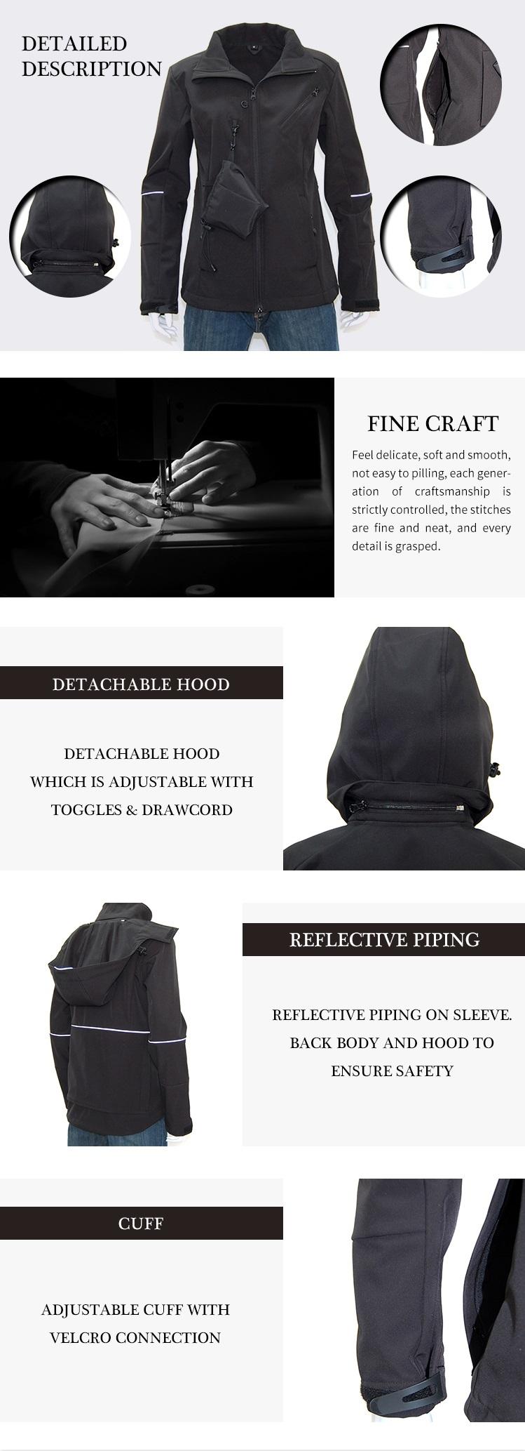 Cheap new design men eco-friendly softshell vest