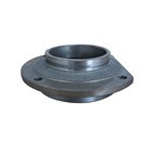 water sewer underground customized cast iron drain pipe fittings