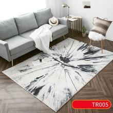 Кашемировые мягкие ковры и ковры для дома, гостиной, ковер для гостиной, большой ковер для спальни, ковер для детской комнаты(Китай)
