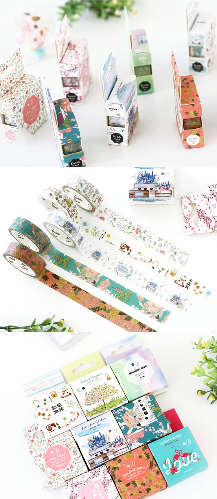 Goedkope Meisje Washi Tape Masking Washitape