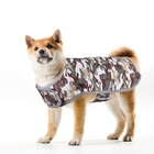 Fluorescence Fashion Dog Clothes Waterproof Pet Coat Vest Jacket For Dog S-XL