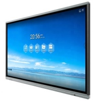 "Infrared Touch Conference System Interactive Whiteboard 86"" Smart Electronic White Board"