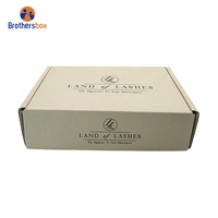 Custom shipping box Cardboard Packing Mailing Corrugated Apparel Packaging Box