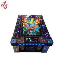 Phoenix Rijk Arcade Games Machines Phoenix Rijk Plus Catching Vis Game Machine Board Geschoolde Vis Machines voor Verkoop