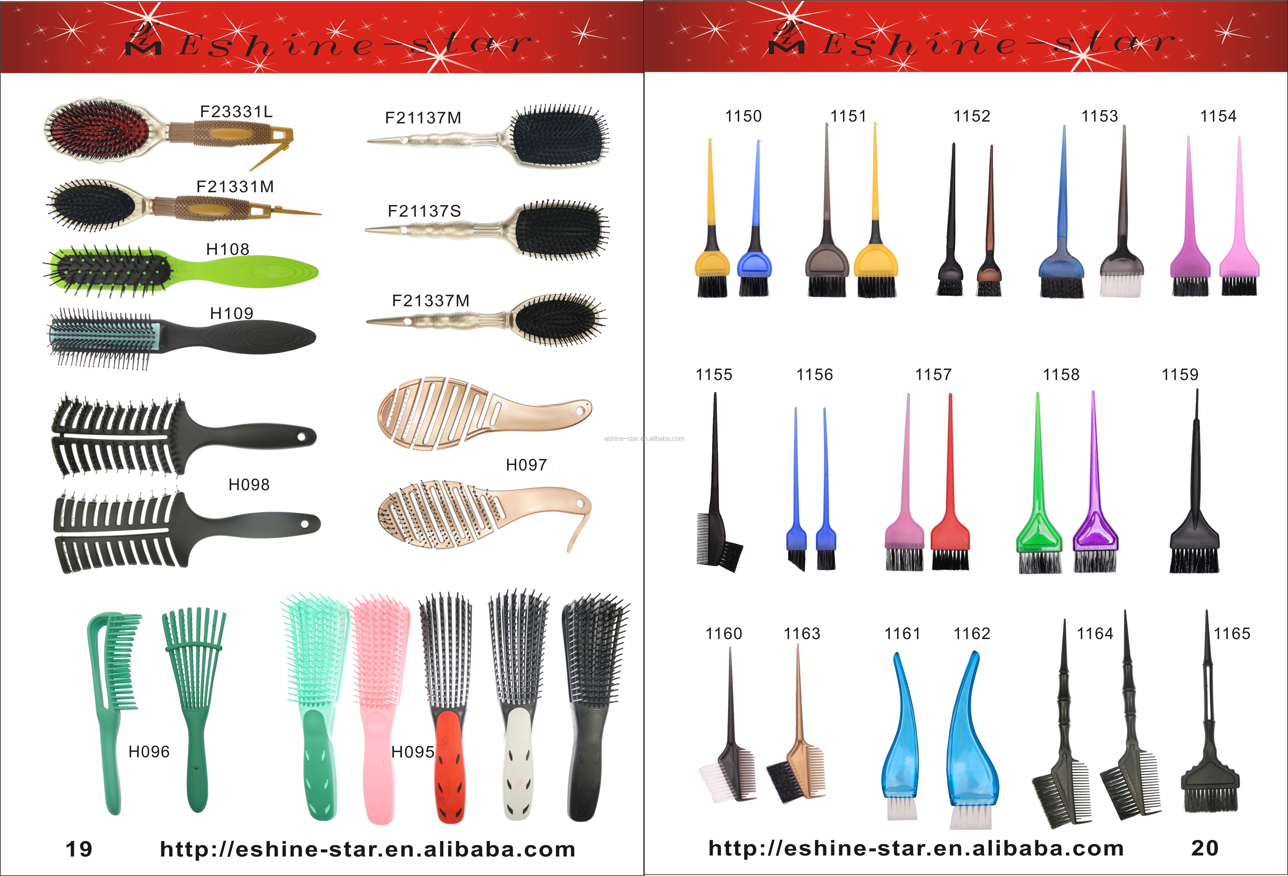 Customized logo hot selling brush professional hair dyeing color mix tool ,hair dyeing brush