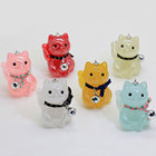 Wholesale Plastic Resin Animal Shape Pendants Charms For Jewelry Making
