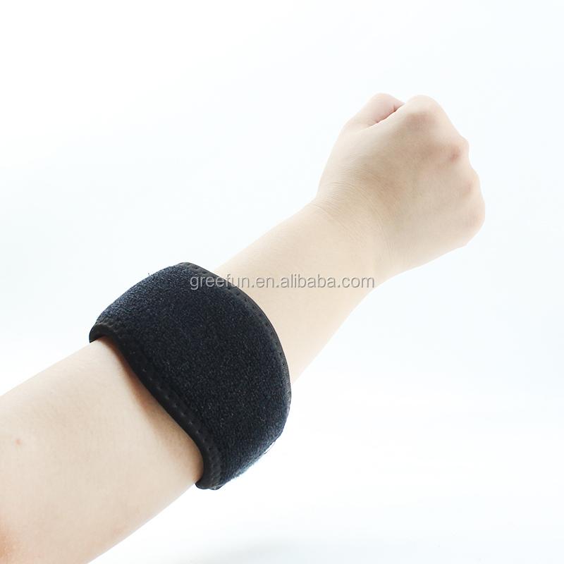 Hot Siku Penjepit Lengan Tennis Elbow Brace dengan Kompresi Pad untuk Pria dan Wanita Siku Brace untuk Tendonitis Pain relief
