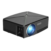 Hot Selling AUN C80 2200 Lumens 1280 x 720P LED Portable HD Theater Projector ,Exclusive Optical Design