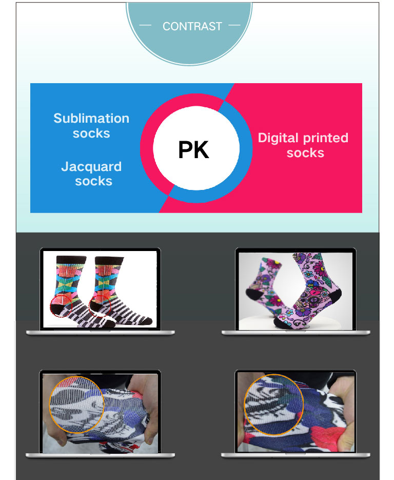 Sublimation Rotary Digital Socks Textile Printing Machine Socks Printer