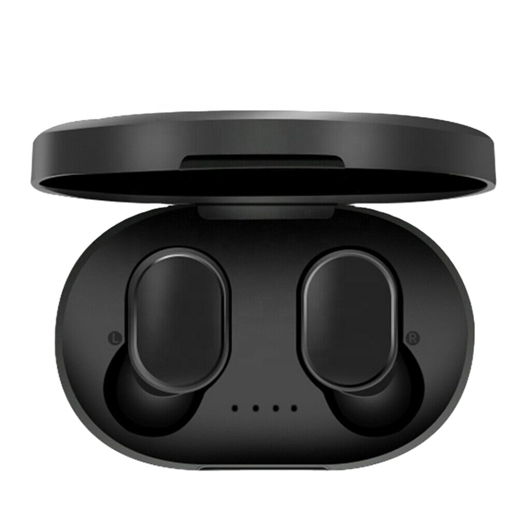 A6S TWS Bluetooth Earphone Noise Cancelling fone Headset With Mic Handsfree Earbuds for Xiaomi Redmi Airdots Wireless Earbud - idealBuds Earphone | idealBuds.net