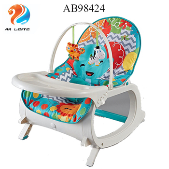 Infant to toddler electric Ebay Hot Sale musical baby rocker rocking chair Swing Cribs bouncer