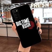 Btr большой раз Пик Черный ТПУ мягкий чехол для телефона Samsung S20 plus Ultra S6 S7 edge S8 S9 plus S10 5G lite 2020(Китай)