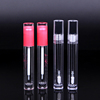 Custom Cosmetic Empty Pink 3.5ml 5ml Lip Gloss Tube