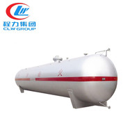 Factory direct sale LPG underground tank 10Ton LPG auto gas station for Bangladesh market