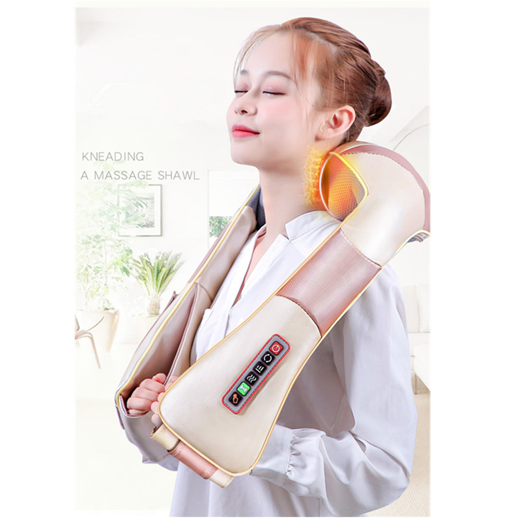 Electric Neck Massager Kneading Shoulder Massage Machine