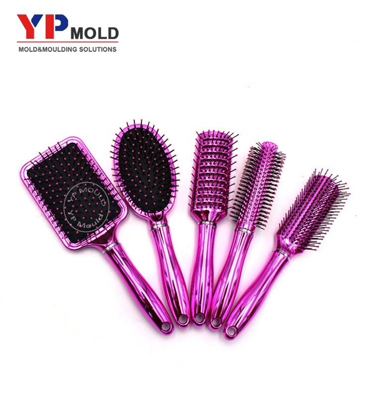 injection hair brush comb mold molding pet hair brush