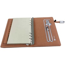 Custom notebook druck 6 löcher lose <span class=keywords><strong>blatt</strong></span> notebook mit power