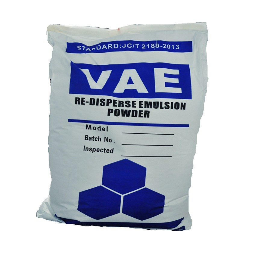 Top Quality Vinyl Acetate (VAE) Emulsion Polymer Powder for Mortar, additive to mortar and plaster