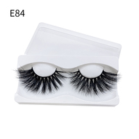 Wholesale Private Label Volume 25mm Mink Eyelashes Extra Long 3D Mink Lashes