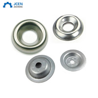 Custom OEM stamping steel cup spring washer