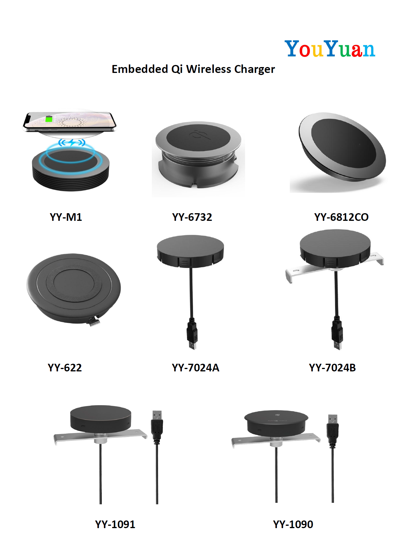 डेस्कटॉप एम्बेडेड फर्नीचर क्यूई वायरलेस चार्जर के लिए 15W टेबल वायरलेस चार्ज स्मार्ट कार्यालय डेस्क का उपयोग मोबाइल फोन iPhone X