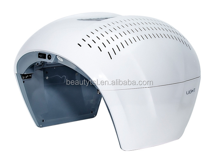 TSL-1127E PDT led 6 Photodynamic Therapy  PDT LED U Shape Face Mask for Acne Skin Treatment Machine
