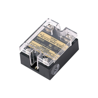 10A 220VDC Solid State Relay SSR DC To AC
