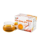 Factory Direct Sale Fruit Tea Instant Pineapple Slimming Tea Drink