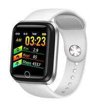 LIGE 2020 новые умные часы для женщин IP67 водонепроницаемые часы Шагомер фитнес-трекер для измерения сердечного ритма спортивные умные часы для ...(China)