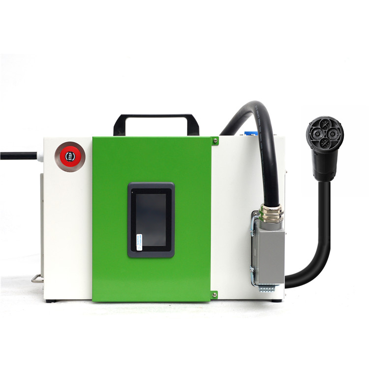 15kw electric car charging station portable charging with CHAdeMO/ccs connector